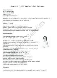 Hvac Installer Job Description For Resume Technician Resume Sample
