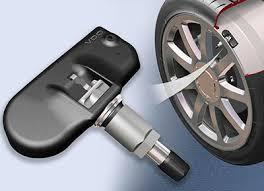 <b>Датчики давления в</b> шинах - виды и назначение