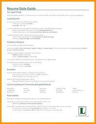 Resume Packet Associates Degree On Workshop Handout 1 Associate In