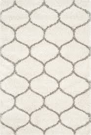 safavieh cybil rug ivory and grey contemporary area rugs by plushrugs