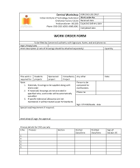 Microsoft Access Work Order Database Work Order Database Template Access Templates And Examples