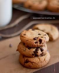 Chocolate Chip Cookies Senza Burro - Passami La Ricetta