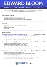 Modern Resume Contact Information Customer Service Modern Resume Sample On Pantone Canvas Gallery