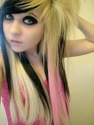 latest emo hairstyle trends