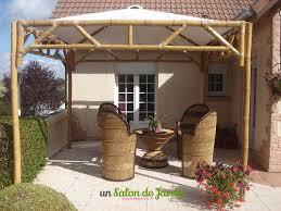 Fabriquer Sa Tonnelle En Bambou