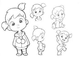 Small Picture Best 25 Cartoon kids ideas on Pinterest Drawing cartoon