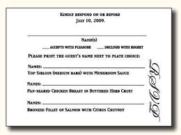 5 Types Of Wedding Rsvp Card Wording Wedding Rsvp Wedding Rsvp