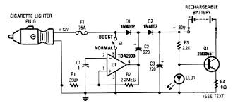 cell phone car charger circuit diagram wiring diagrams battery charger circuit page 7 power supply circuits next gr