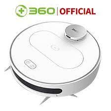 Robot hút bụi / lau nhà Qihoo 360 S6 Thông minh - Hãng phân phối chính thức  giá cạnh tranh