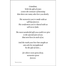 missing grandma poems | funeral poems for grandma. Missing a ... via Relatably.com