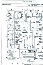 84 toyota 4runner wiring diagram schematic complete wiring diagrams \u2022 1998 Toyota 4Runner Parts Diagram at 1995 Toyota 4runner Wiring Diagram