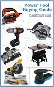 woodworking power tools. beginners guide to buying power tools woodworking