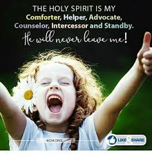 Image result for image role of the HOLY SPIRIT