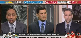 Savagely The Troll After La His Chargers Stephen 'first A Smith BBcEqwvHW