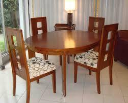 nza dining table with 4 chairs made of solid wood bd chair in hyderabad 560868 0 ori