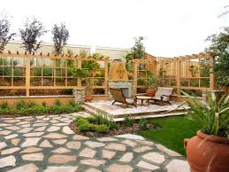 backyard raised patio ideas. Dividing Outdoor Areas By Function Backyard Raised Patio Ideas HGTV.com