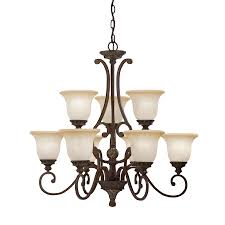 decorative 9 light chandelier 19 737995343309