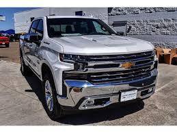 New 2019 Chevrolet Silverado 1500 LTZ - VIN: 1GCUYGEL5KZ310598