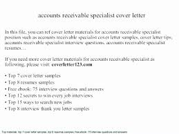 Accounts Receivable Specialist Resume Stunning Account Payable