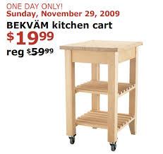 Bekvam kitchen cart Kitchen Wooden Ikea Bedzinecom Ikea Offer On Bekvam Kitchen Cart