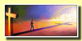 Image result for siguiendo a jesus con la cruz
