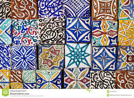 Moroccan Tile Pattern Gorgeous Moroccan Tiles Pattern Stock Photo Image Of Islamic 48