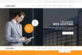 Best Website Templates Delectable 28 Best Hosting Website Templates Free Premium FreshDesignweb
