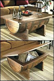 storage oak wine barrels. Contemporary Oak Oak Barrel Table Making Wine Chairs Best Ideas On Barrels  Coffee Tables Furniture Store Sherwood Throughout Storage