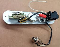telecaster 5 way 3 pickup 7 sound wiring harness