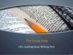 Essay writing service law