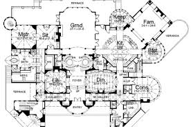 Mansion House Plans Bedrooms  mansion house floor plans   Friv    Large Mansion House Floor Plan