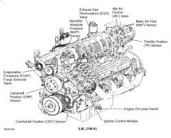 1997 buick park avenue egr valve engine performance problem 1997 1995 Buick Riviera Wiring-Diagram at 1995 Buick Park Avenue Engine Diagram Wiring Schematic