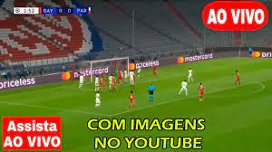 Assistir PSG x Bayern de Munique AO VIVO COM IMAGENS 13/04/2021 - YouTube