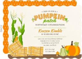 Pumpkin Invitations Template Pumpkin Birthday Invitation Template Fun Pumpkin Patch Kids Birthday