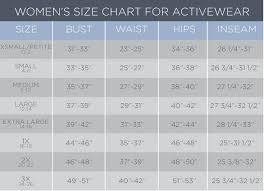 Danskin Tights Plus Size Chart Danskin Sports Bra Size Chart Best Picture Of Chart