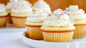 Vanilla Bean Cupcakes With Buttercream Frosting Just A Taste