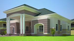 Marvelous House House Plan Ghana House Plans Naanorley Plan Modern Tropical For Sale  On ... House