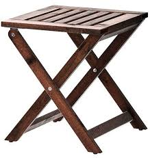 Wooden folding stool Folding Camp 27099 Aed Yourlegacy Wooden Folding Stool Brown Souq Uae