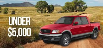 The Best Trucks for Under $5,000 | CrediReady