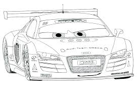 Race Car Coloring Sheets Free Queenandfatchefcom