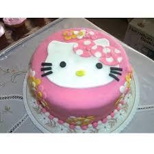 Kitty Cake For Girls Truffles Cake