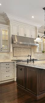 Kitchen Cabinet : Painted Kitchen Cabinets Before And After White ...