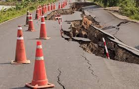 Resultado de imagem para grandes tremores na terra