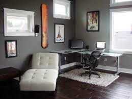 Home office wall color ideas photo Gray Home Office Wall Color Ideas Lamaisongourmetnet Painting Ideas For Office Color Ideas For Office Painting Office