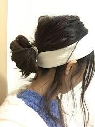 ママのヘアアレンジターバン編 あんふぁんweb