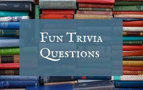 30 Fun Trivia Questions Hobbylark