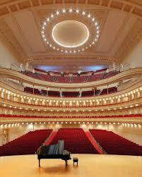 Carnegie Hall Stern Seating Chart