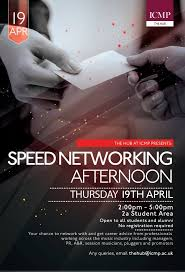Music Industry Speed Networking Event Icmp London