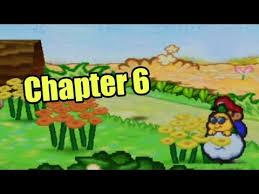 Flower Fields Paper Mario Continuing Paper Mario 64 Chapter 6 Dark Days In Flower Fields