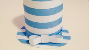 How To Create A Cute Paper Top Hat Diy Crafts Tutorial Guidecentral